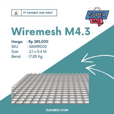 Wiremesh M4.3