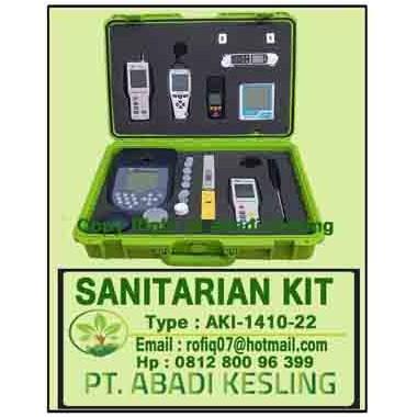 E-Katalog Sanitarian Kit-Kesling Kit type AKI-1042-31