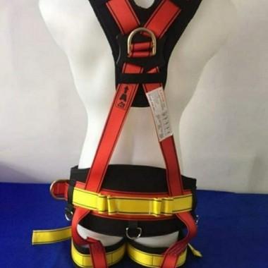 Full Body Harness Karam Safety Belt PN56 Original, alat kerja ketingian