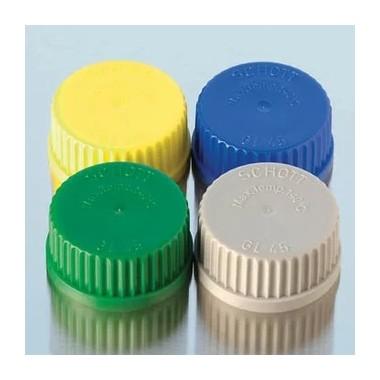 Tutup Botol lab sampel kaca,Screw Cap Bottle DURAN Original GL45,