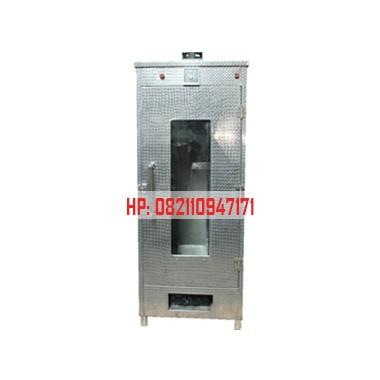Oven Pengering Sagu 12 Tray Stainless Steel
