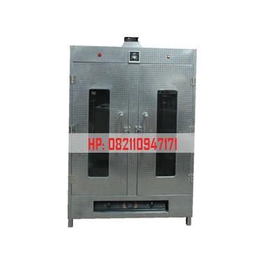 Oven Pengering Sagu 20 Tray Stainless Steel