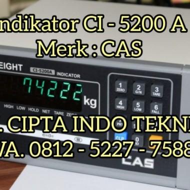 INDIKATOR CAS - 5200 A